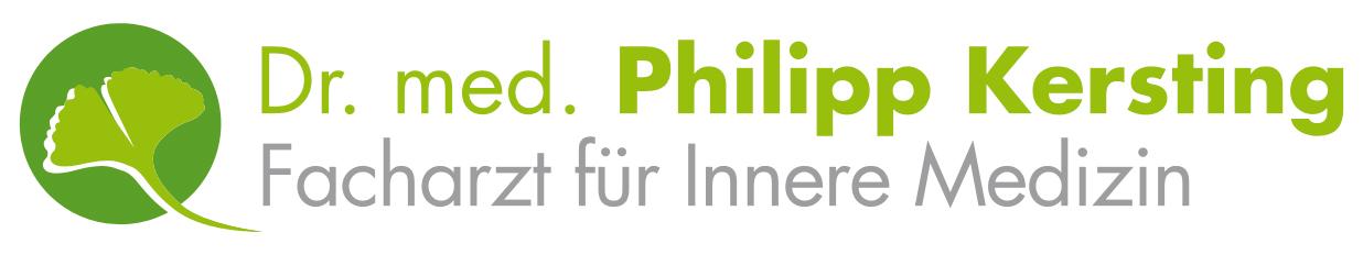 Dr. med. Philipp Kersting - Facharzt für Innere Medizin